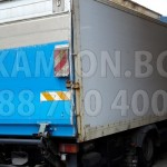 Камион за преместване на апаратура и техника
