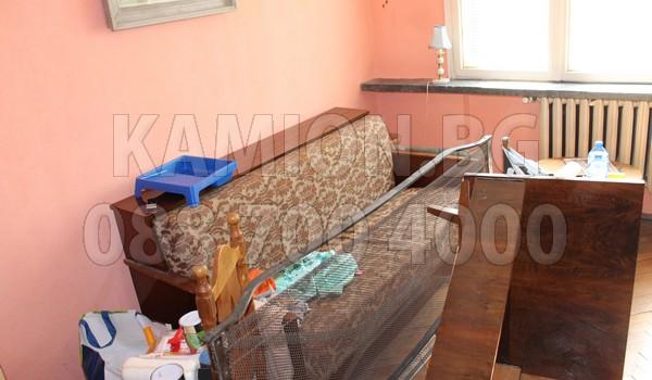Изхвърляне на мебели от всякакъв материал
