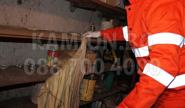 Почистване на тавани в град София